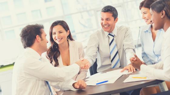 Management Services Alphabet Formation