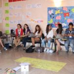 Social Media Mentors Alphabet Formation